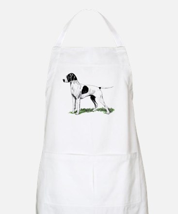 English Pointer Standing Apron
