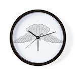 Freefall Wall Clock