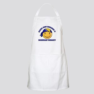 Have you hugged a Bosnian today? Apron