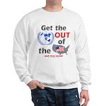 Get the U.N. Out! Sweatshirt