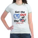 Get the U.N. Out! Jr. Ringer T
