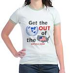 Get the U.N. Out! Jr. Ringer T