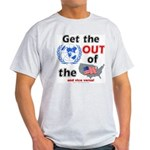 Get the U.N. Out! Light Tee