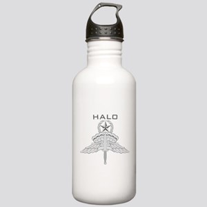 Freefall Jump Master Stainless Water Bottle 1.0L