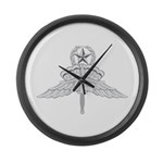 Freefall (HALO) Jump Master Large Wall Clock
