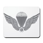 S Korean Jump Wings Mousepad