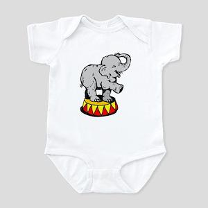 Cute Elephant Infant Creeper