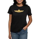Naval Parachutist Women's Dark T-Shirt