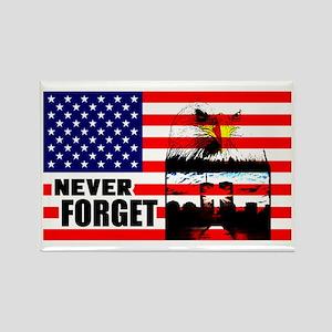 """Never Forget"" Magnet"