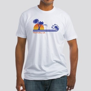 Ventura California Fitted T-Shirt
