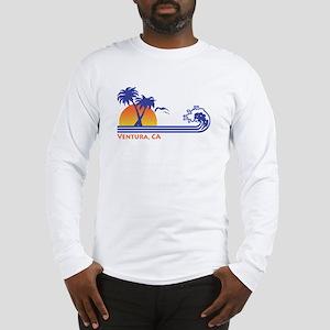 Ventura California Long Sleeve T-Shirt