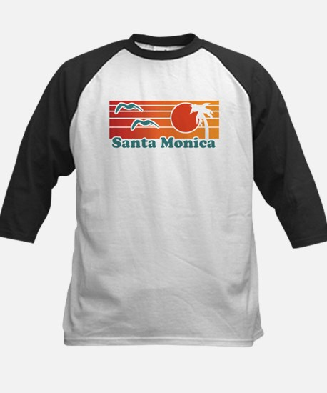 Santa Monica Kids Baseball Jersey