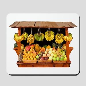 Fruit Stall Mousepad