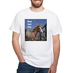 Pony white T-shirt
