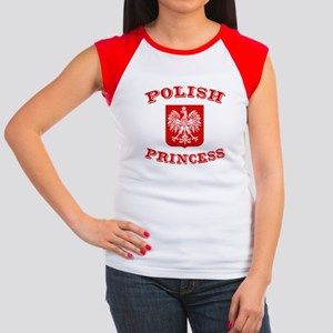 Polish Princess Women's Cap Sleeve T-Shirt
