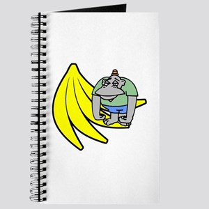 Funny Gorilla Journal