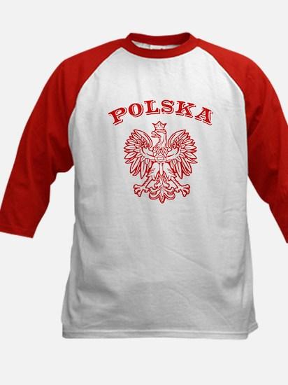 Polska Kids Baseball Jersey