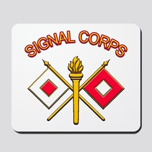 Signal Corps Mousepad