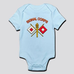 Signal Corps Infant Bodysuit