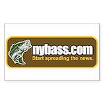 nybassCafePress Sticker