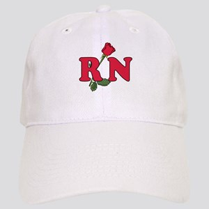 RN Nurses Rose Cap