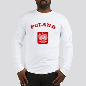 Poland Long Sleeve T-Shirt
