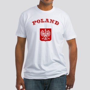 Poland Fitted T-Shirt