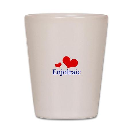 Enjolraic Shot Glass