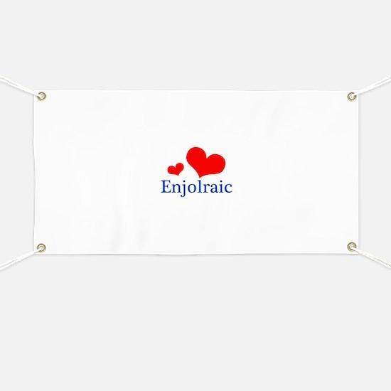 Enjolraic Banner