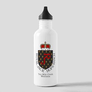 ROYAL JACKS HOPS RANCH Stainless Water Bottle 1.0L