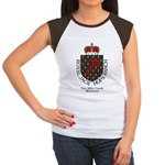 ROYAL JACKS HOPS RANCH Women's Cap Sleeve T-Shirt