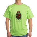 ROYAL JACKS HOPS RANCH Green T-Shirt