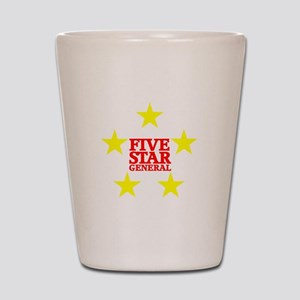 FIVE STAR GENERAL III Shot Glass