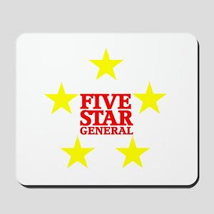 FIVE STAR GENERAL III Mousepad