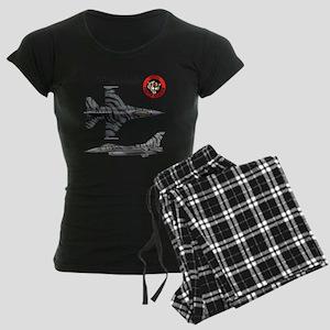 F-16 Women's Dark Pajamas