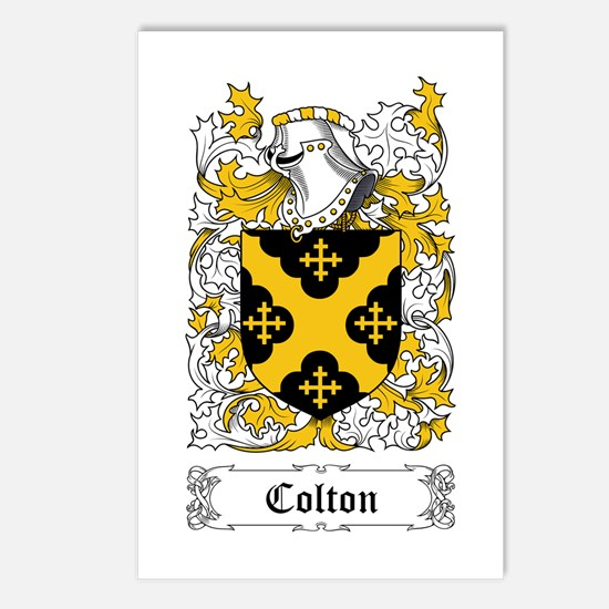 Colton Postcards (Package of 8)