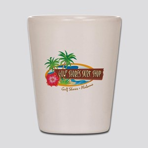 Gulf Shores Surf Shop - Shot Glass