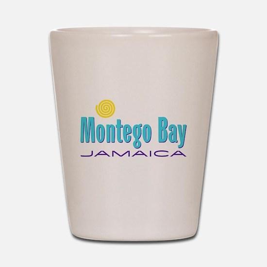 Montego Bay - Shot Glass