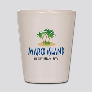 Marco Island Therapy - Shot Glass