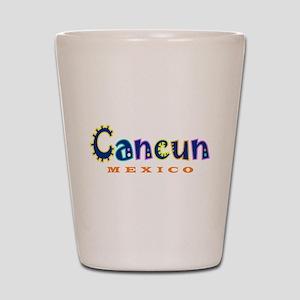 Cancun - Shot Glass