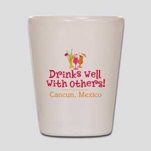 Drinks Well_Cancun - Shot Glass