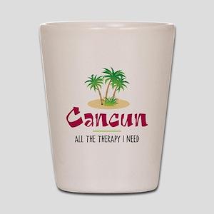 Cancun Therapy - Shot Glass