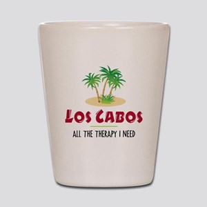 Los Cabos Therapy - Shot Glass