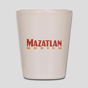 Mazatlan Mexico - Shot Glass