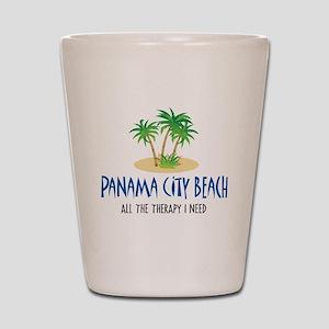 Panama City Beach Therapy - Shot Glass
