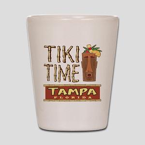 Tampa Tiki Time - Shot Glass