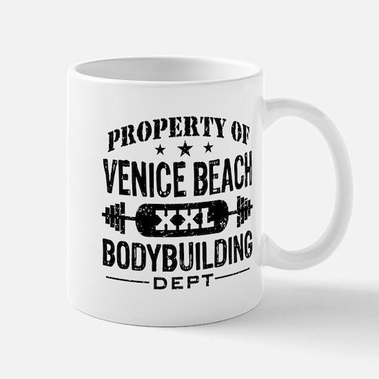 Property Of Venice Beach Bodybuilding Mug