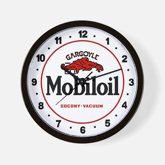 MobilOil Gargoyle Wall Clock