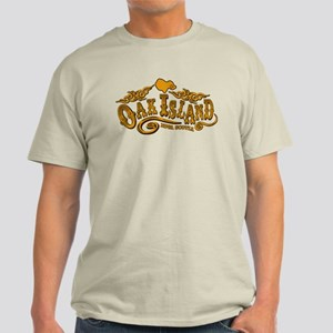 Oak Island Saloon Light T-Shirt