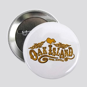 "Oak Island Saloon 2.25"" Button"